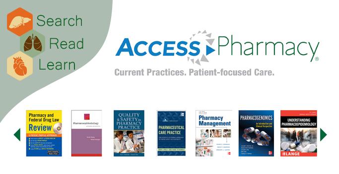 การเข้าใช้งาน Access Pharmacy